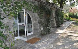 Agriturismo Castello di Vezio, een authentiek stekje met uitzicht
