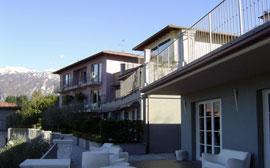 Aparthotel Borgo Le Terrazze – van alle gemakken voorzien