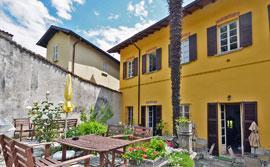 Villa Vinica, een 17e eeuwse villa met moderne inrichting