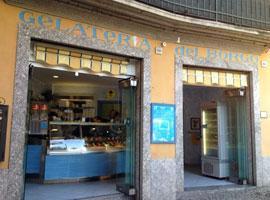 Gelateria del Borgo, heerlijk ijs in Bellagio!