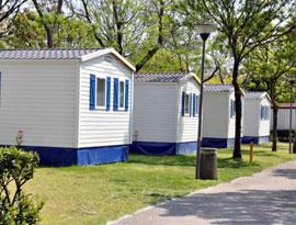 Camping Village Riviera, een kleine camping met veel gratis extra's