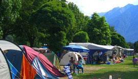 Camping Au Lac de Como