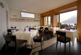 Ristorante La Vista, dineren met uitzicht op het Comomeer