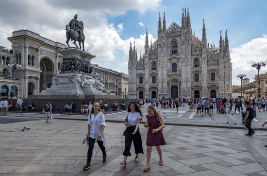 Milaan, shoppen en veel bezienswaardigheden