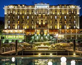 Grand Hotel Tremezzo, grand luxe aan het Comomeer