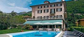 Boek een hotel bij het Comomeer