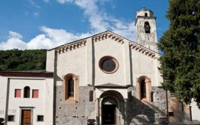 Kerk San Vincenzo in Gera Lario