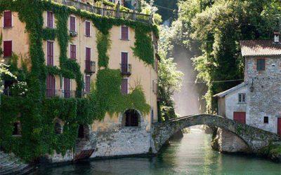 Orrido di Nesso, een indrukwekkende kloof
