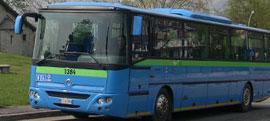 Met de bus rond het Comomeer
