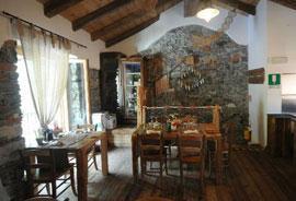 Ittiturismo da Abate, hét visrestaurant aan het Comomeer