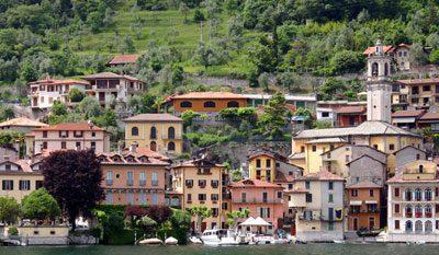 Ossuccio en Sala Comacina, het ontdekken waard