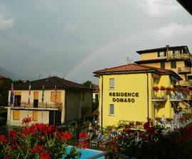 Residence Domaso: een gastvrij resort aan het Comomeer