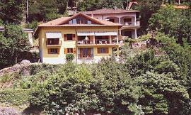 Villetta Gisette, een eigen villa op een landgoed