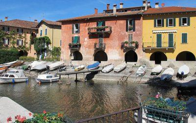 Mandello del Lario, het stadje van Moto Guzzi