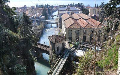 Orrido di Bellano – indrukwekkende kloof bij Bellano