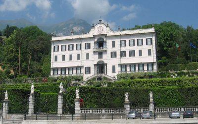 Villa Carlotta, picknicken in de tuin van de prinses