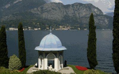 Villa Melzi, prachtige Engelse tuin aan het Comomeer