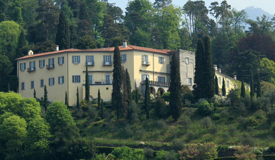 Prachtig uitzicht vanaf de Giardini di Villa Serbelloni