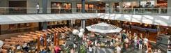 Foxtown: een outlet mall met de maten die je nodig hebt