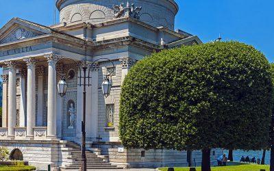 Museum Alessandro Volta, de uitvinder van de batterij